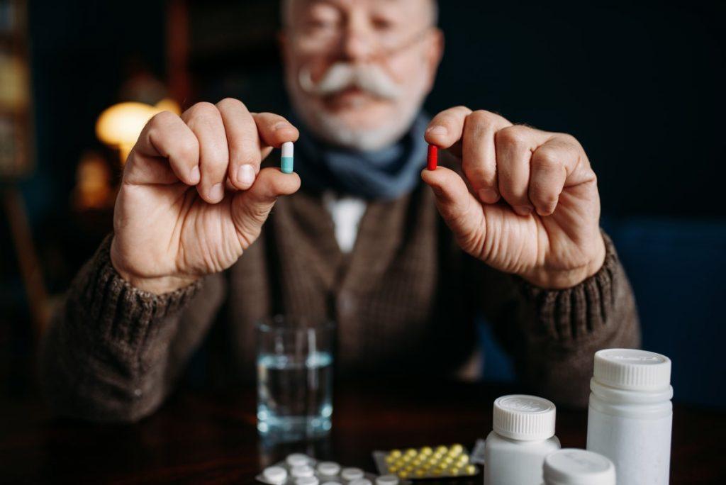 Bezorger medicijnen Wehl