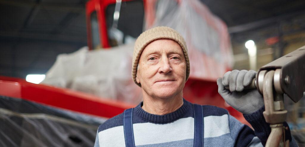 Senior werkt - Doorwerken na pensioen - Doorwerkgroep